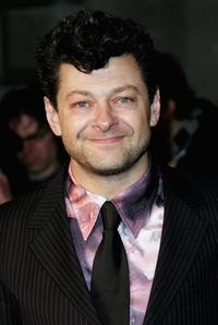 Andy Serkis at The London Party.