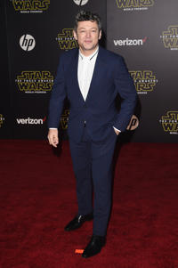Andy Serkis at the California premiere of