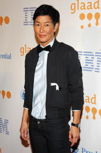 Jenny Shimizu at the 20th Annual GLAAD Media Awards in New York.