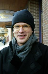 Cary Elwes at the main street during Sundance Film Festival.