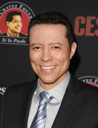 Yancey Arias at the California premiere of