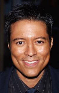 Yancey Arias at the Fourth Annual Hollywood Makeup Artist and Hair Stylist Guild Awards.