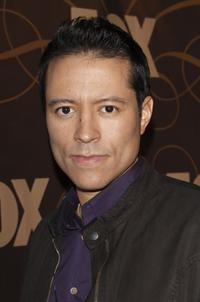 Yancey Arias at the Fox Winter TCA Party.