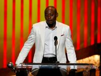 Omar Epps at the 38th annual NAACP Image Awards pre-show.