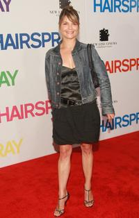 Kathryn Erbe at the premiere of