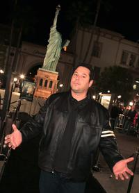 Greg Grunberg at the premiere of