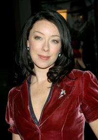 Molly Parker at the HBO's Telefilm premiere of