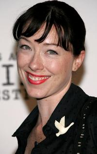 Molly Parker at the LA Film Festival's First Annual