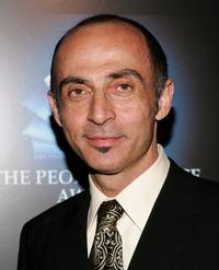 Shaun Toub at the 32nd Annual People's Choice Awards after party.