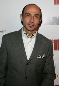Shaun Toub at the Los Angeles premiere of