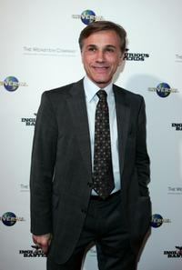 Christoph Waltz at the Sydney Gala premiere of