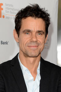 Tom Tykwer at the premiere of