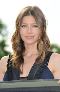 Jessica Biel at the photocall of