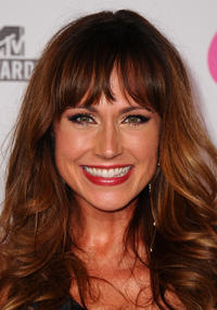 Nikki DeLoach at the after party of Candie's 2011 MTV Video Music Awards in California.