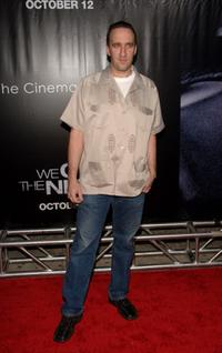 Danny Hoch at the New York premiere of
