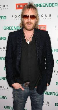 Rhys Ifans at the California premiere of