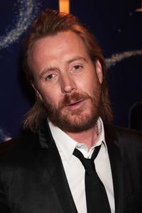 Rhys Ifans at the London premiere of