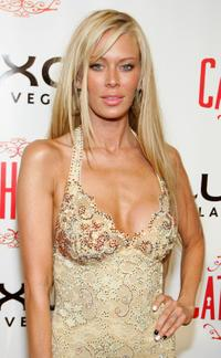 Jenna Jameson at the birthday party of mixed martial arts fighter Tito Ortiz.