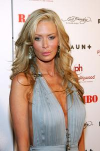 Jenna Jameson at the world premiere of