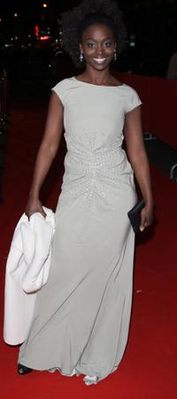 Aissa Maiga at the Cesar Film Awards 2008.