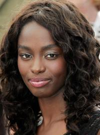 Aissa Maiga at the photocall of