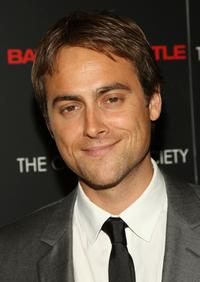 Stuart Townsend at the screening of