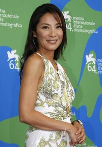 Michelle Yeoh during the photocall of