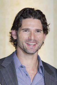 """Eric Bana at a press conference to promote the new film """"Troy"""" in Tokyo, Japan."""
