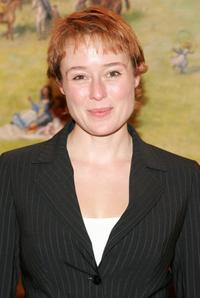Jennifer Ehle at the opening night of Tom Stoppards