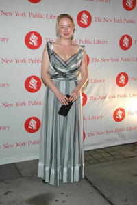 Jennifer Ehle at the New York Public Library's 2007 Lions Benefit.