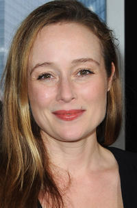 Jennifer Ehle at the premiere of Columbia Pictures' 'Robocop' in Hollywood.