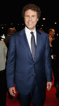 Will Ferrell at The Times BFI 50th London Film Festival screening of