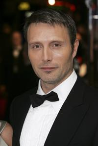 Mads Mikkelsen at the Royal Film Performance 2006 and world premiere of