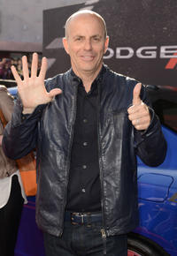 Producer Neal H. Moritz at the California premiere of