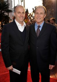 Neal H. Moritz and Michael Fottrell at the premiere of