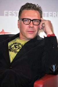 Mikael Persbrandt at the photocall of