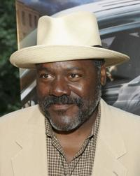 Frankie R. Faison at the premiere of
