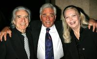 Peter Falk, Peter Falk and Arthur Hiller at the 33rd Annual Vision Awards.