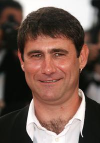 Sergi Lopez at the premiere of