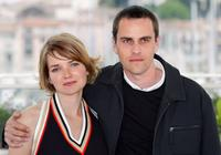 Sophie Quinton and Laurent Lucas at the photocall of