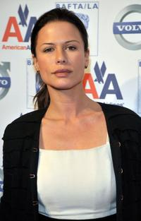 Rhona Mitra at the 5th Annual British Academy of Film and Television Arts/LA Awards Season Tea Party.