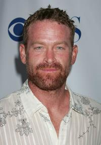 Max Martini at the CW/CBS/Showtime/CBS Television TCA party.