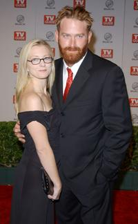 Kim and Max Martini at the first TV Guide Primetime Emmy Party.