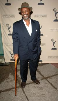 Robert Wisdom at the event marking the fourth season of