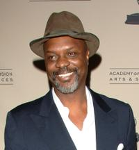 Robert Wisdom at the event marking the fourth season of HBO's