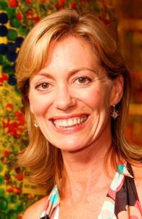 Kerry Armstrong at the pre-performance drinks ahead of the Melbourne premiere of