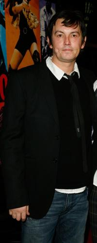 Tommy Flanagan at the world premiere of