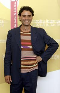 Vincenzo Amato at the photocall of