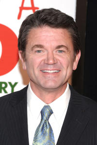 John Michael Higgins at the New York premiere of