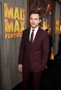 Nicholas Hoult at the California premiere of